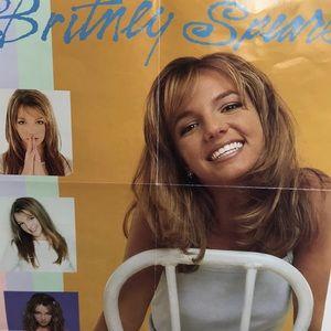 Other - Vintage Britney Spears Poster✨💅🏼
